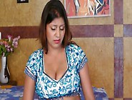 Desi Bhabhi Seduces Young Lover In B-Grade Movie