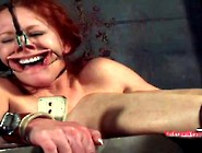 Chained Gal Wants Dirty Torture
