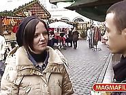 Kultserie Strassenflirts: Leslie Auf Der Pirsch