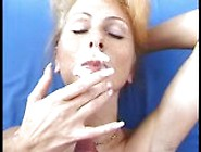 Slow Motion Cum Eater