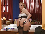 Pawg Teaches How To Use Anal Toys For To Gape The Arsehole