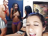 Like Springbreak On Webcam