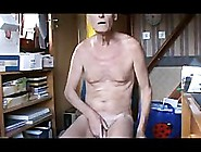 70 Year Old Wanks And Cums