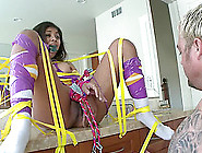 Ruby Looks So Good That She Needs To Be Tied Up And Banged Hard!