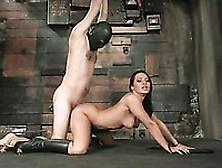 Sandra romain femdom