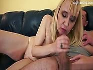 Old Tart Prefers Her Asshole Plowed