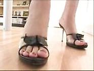 Ice La Fox Feet