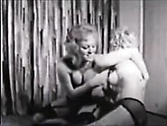 Cute Little Vintage Catfight Compilation