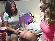 Lesbian Dorm Fucking
