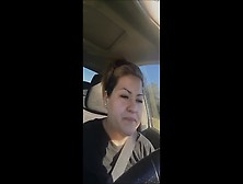 Bbw Has Poop Accident In Car