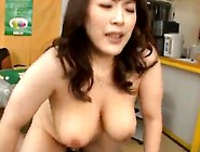 Giant Chinese Milf Has Her Mound Eaten And Got Laid