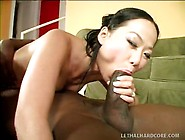 [420] Niya Yu Loves Pleasing Giant Black Dick Full Of Cum