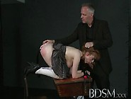 Young Sub Student Gets An Anal Pounding From Tough Master
