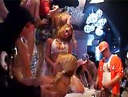 Awesome Babes With Big Boobs Turn Soapy Party Into Pussy Eating