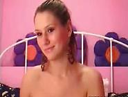 Beautiful Amateur Girl Friend Fists Her Ass On Webcam