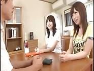 Cumshot Across Japanese Teen Face