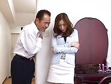 I Have Committed To Continue Her Husband's Boss Actually...  Jul