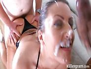 Missy Kink Hot Fucking Gangbang