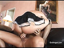 Bitchy Honey Sophie Dee Slamming Her Enormous Butt Harder On A H