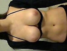 18 Year Old Big Natural Titties Bouncing In Slow Motion