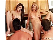 Open Minded Family Double Penetrated