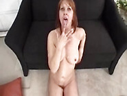 Old Mom Sucking And Licks Ass For Money