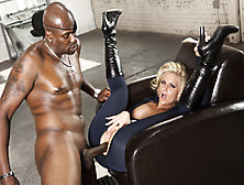 Phoenix Marie And Lexington Steele On Avengers Sex Show