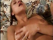 Amateur Blonde Teen Takes A Big Cock