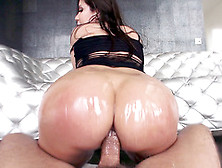 Pov Anal In Extreme Scenes With Big Booty Woman Having A Naughty