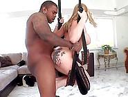 Huge Tits Busty Blonde Whore Swing,  Suck,  Swing!