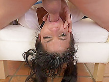 Sadie Pop Is A Naughty Girl Who Needs To Be Thought A Lesson