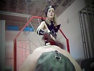Mistress Renni Trevi Whipping Slave