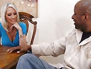 Big Tits Blonde Emma Starr Loves Her Neighbor Big Black Cock