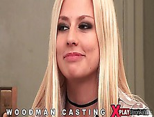 Woodman Casting X- Jessie Volt - Gangbang;