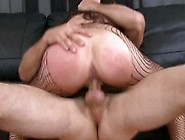 Katallina Rides That Power Tool As Her Juicy Ass Bounces.