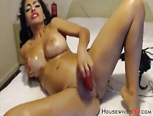 Oiled Big Tits Argentina Milf