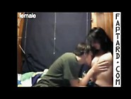 Real Emo Teen Strips Sucks And Gets Fingered