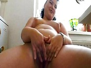 Chubby German Slut Will Be Playing Her New Neighbor's Penis