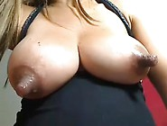 Web Camera Large Lactating Nips