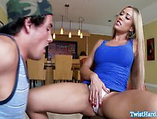 Busty Capri Cavalli Loves To Gag Hard