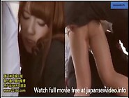 Sexy Japanese Secretary In Bus Touched And Groped In Pantyhose B