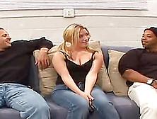 Cute Blonde Jewl Is In Need Of Her Friends' Erected Dicks