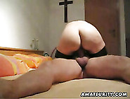 Mature And Bigtit Amateur Wife Blow Job With Anal Cream Pie