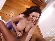 Massive Tit Taylor St.  Claire Gives Hj