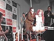 Expo Sexo Y Erotismo 2015 Show De La Bella Y La Bestia