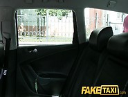 Faketaxi: Blond Acquires Tricked Into Taxi Oral-Service