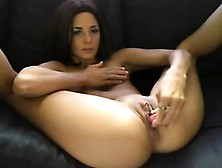 Cameltoe and toysshe wants to be watched
