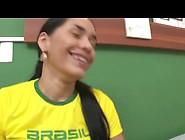 Brazil Lesbian Ass Lick 12