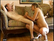 Take Off Your Clothes Than Tug On My Cock Video