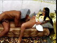 Egyptian Princess Sucks And Gets Fucked By Servant Video